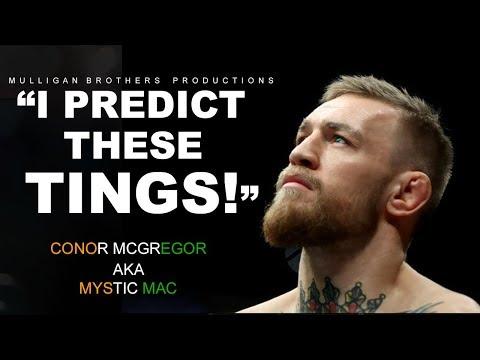 Mystic Mac - THE SHOW BEGINS - Conor McGregor [MOTIVATION]