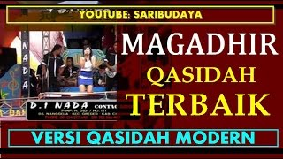 Video Magadir | Qosidah Modern download MP3, 3GP, MP4, WEBM, AVI, FLV Agustus 2017