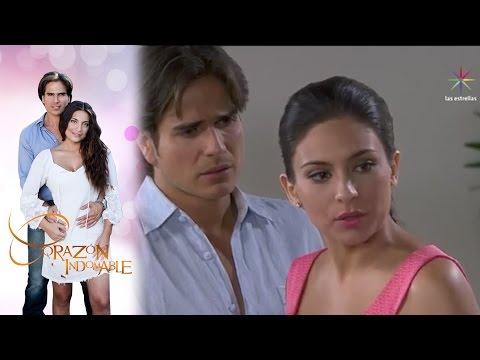 ¡Octavio descubre que María Alejandra tiene una hija! | Corazón indomable - Televisa