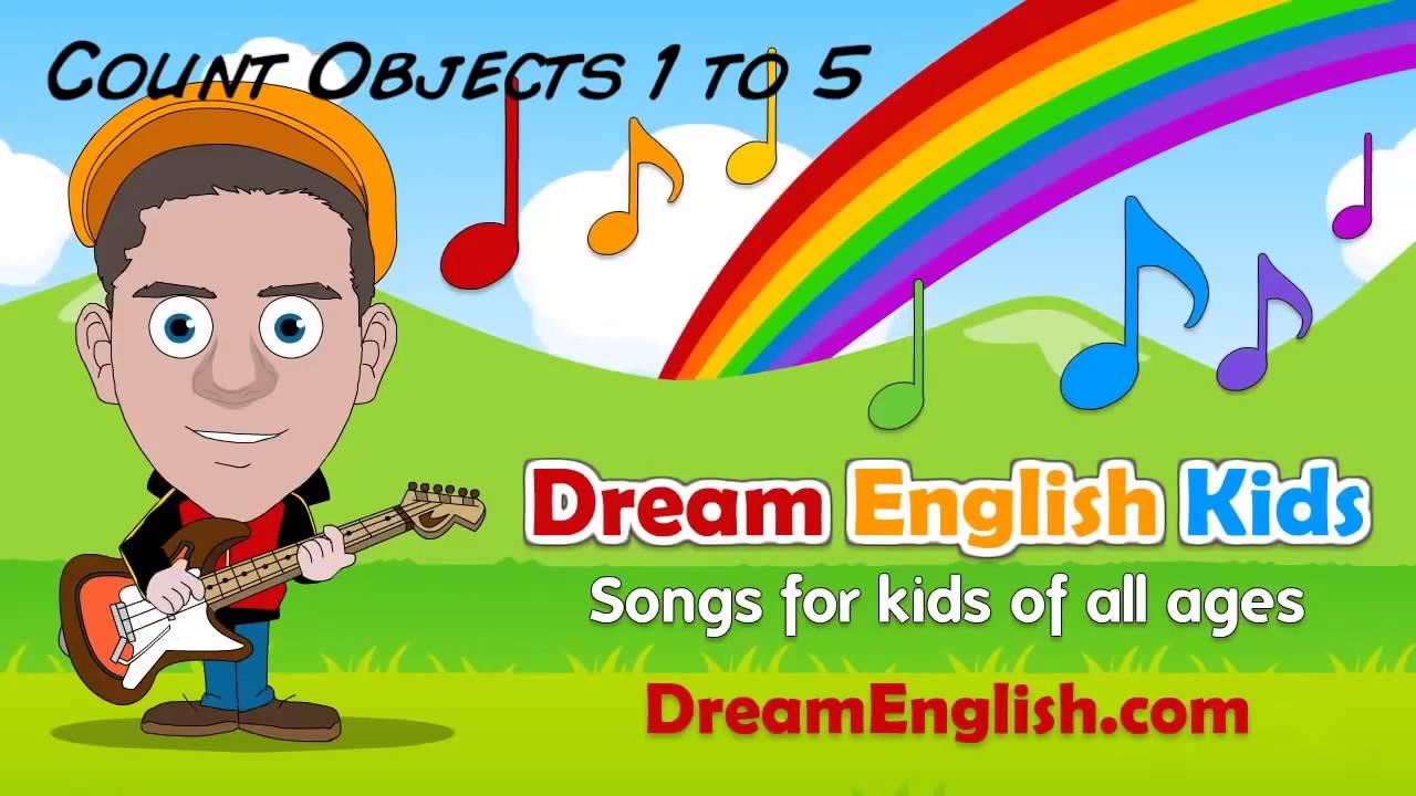 Kết quả hình ảnh cho 1.Dream English Kids