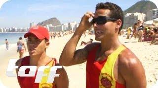Brasilianische Rettungsschwimmer in Rio de Janeiro | taff