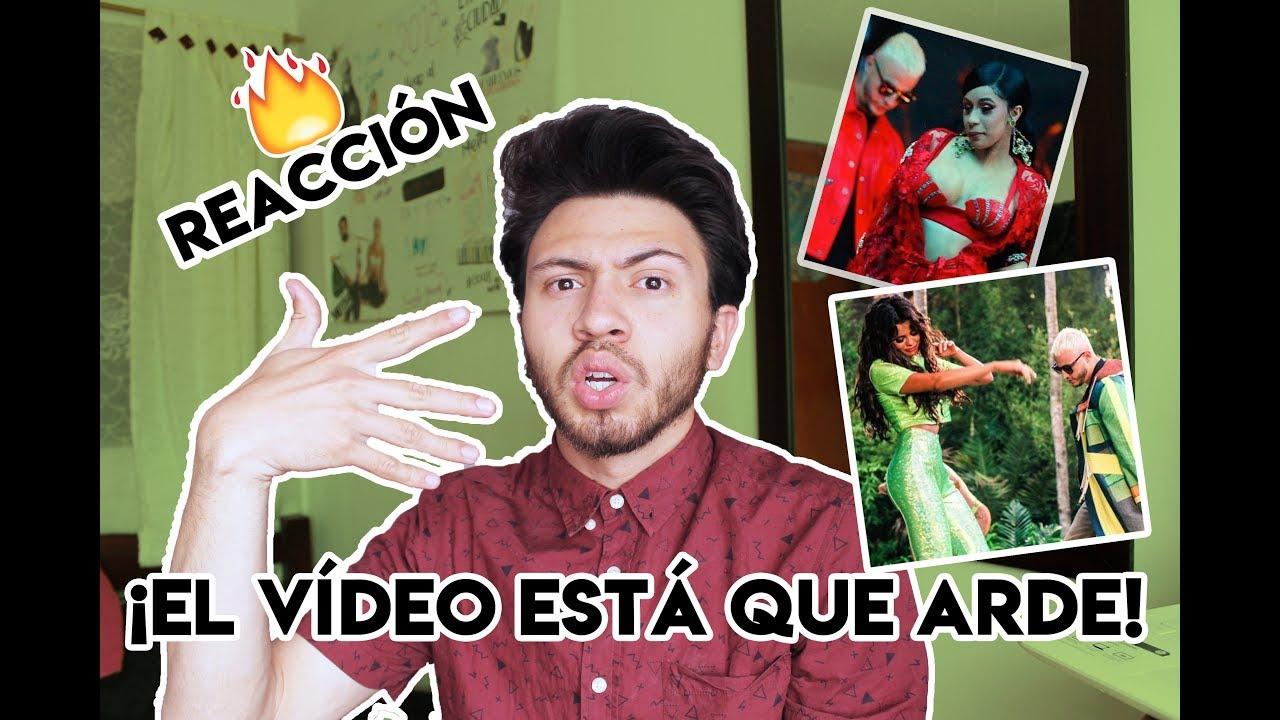 REACCIÓN A 'TAKI TAKI' (VÍDEO OFICIAL) - DJ SNAKE, SELENA GOMEZ, CARDI B, OZUNA | Niculos M #1