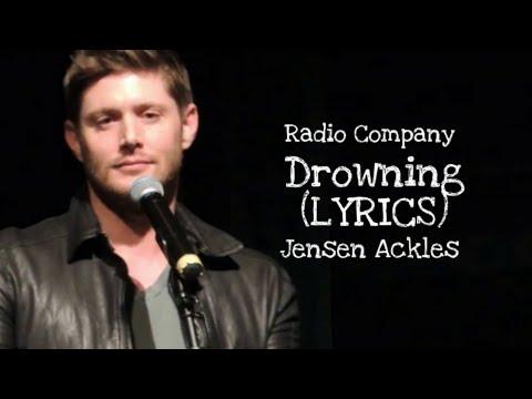 Jensen Ackles - Drowning (LYRICS)