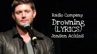 Jensen Ackles - Drowning (LYRICS)