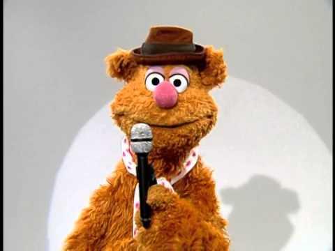 Muppetism Fozzie Bear