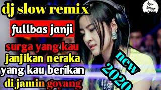 Download lagu Dj remix slow   Surga yang kau janjikan... (JANJI)