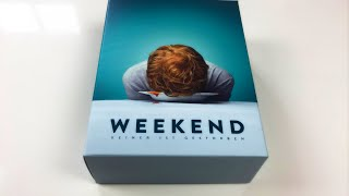 Weekend - Keiner ist gestorben Box Unboxing