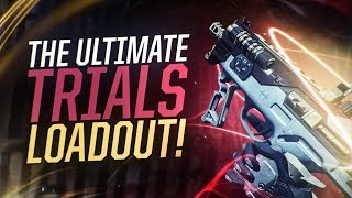 Destiny 2: The Ultimate Trials of The Nine Weapon Loadout | Emperor