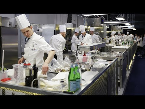 S.Pellegrino Young Chef 2018: Grand Finale, Second Group