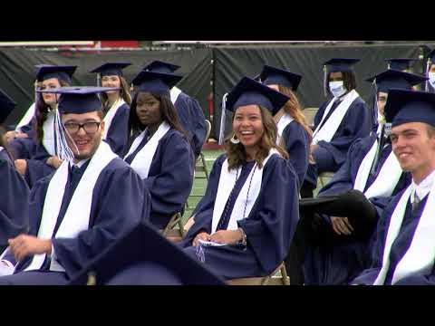 Alma Bryant High School 2020 Graduation