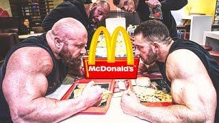 Wer schafft mehr McDonald's Happy Meals?