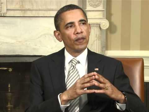Obama Veut La Reprise Du Dialogue Israélo-palestinien
