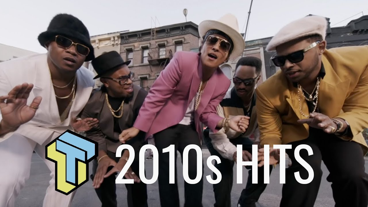 Defining The Decade - Best Of 2010s Hits ????????????