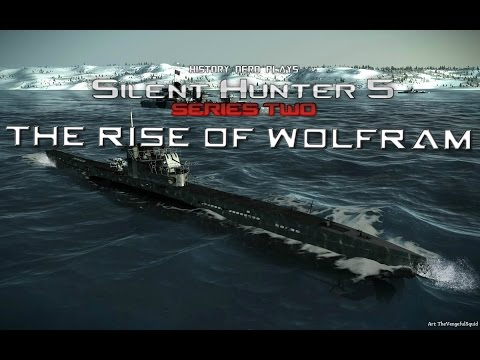 Let's Play: Silent Hunter 5 Season 2 Part 4 [Celtic Sea Fun]