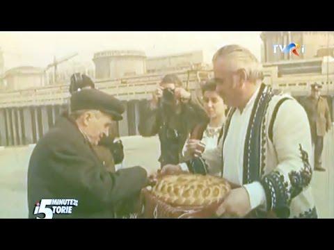 5 minute de istorie: Ambiţiile nucleare ale lui Nicolae Ceauşescu