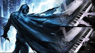 THE DARK KNIGHT RISES (Hans Zimmer) - Main Theme (Multi-Piano Cover)