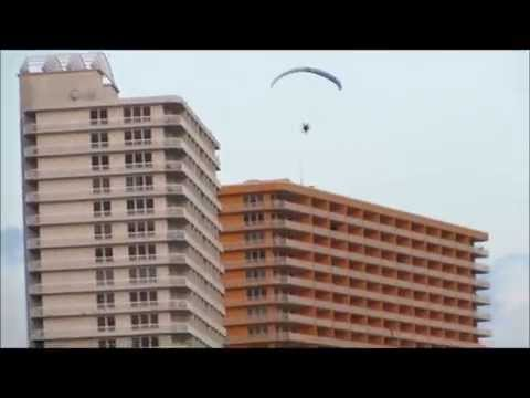Is it Legal for a Motorized Paraglider to Keep Flying Over My Head?