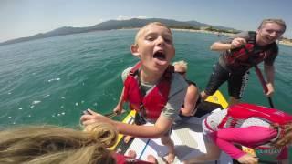 Mediterranean Beach Water Sports - Family Adventure Holiday