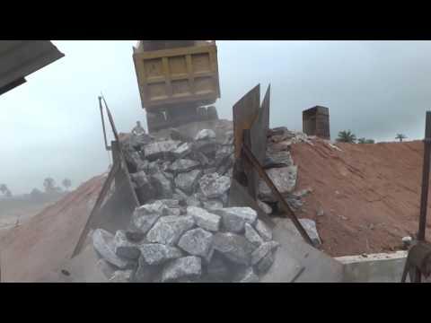 300tph Crushing Plant in Nigeria