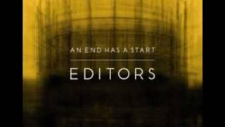 The Editors - Bones
