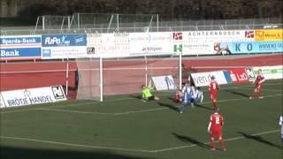 VfB Oldenburg - FC Eintracht Norderstedt (14. Spieltag, RL-Nord)