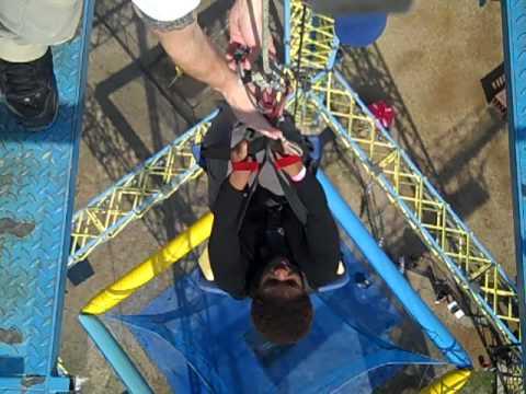 Zero Gravity Theme Park >> Crazy Freefall Ride At Zero Gravity Thrill Amusement Park Dallas