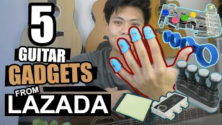 Download lagu 5 Guitar Gadgets from Lazada Put to the Test!