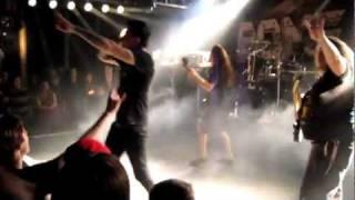 Carnifex - Dead But Dreaming (Live @ München, Feierwerk, Bonecrusher Fest 21.02.2012) HD