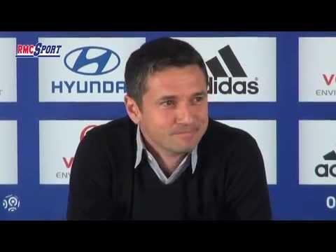 Football / Quand Rémi Garde imite Rolland Courbis - 28/03