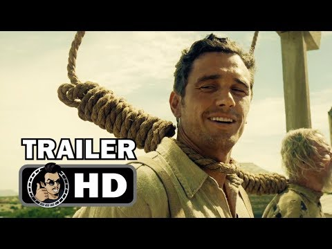 THE BALLAD OF BUSTER SCRUGGS   HD Coen Brothers Netflix Anthology