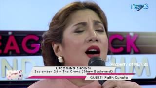 Download lagu FAITH CUNETA PAG IBIG KO Y PANSININ MP3