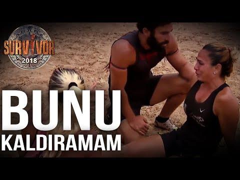 Turabi gözyaşları döken Nagihan'dan özür diledi! | 74. Bölüm | Survivor 2018