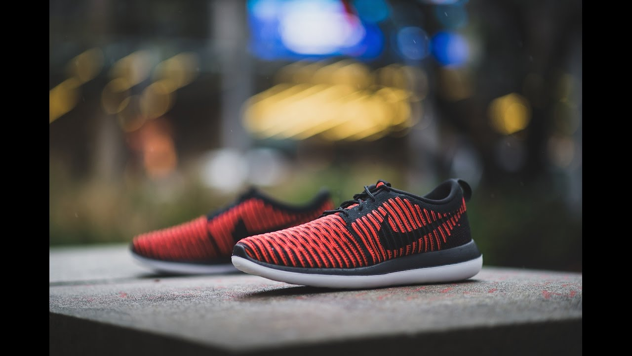 1b35c64925a6 Review   On-Feet  Nike Roshe Two Flyknit