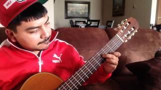 Como tocar Hace un Año - Antonio Aguilar