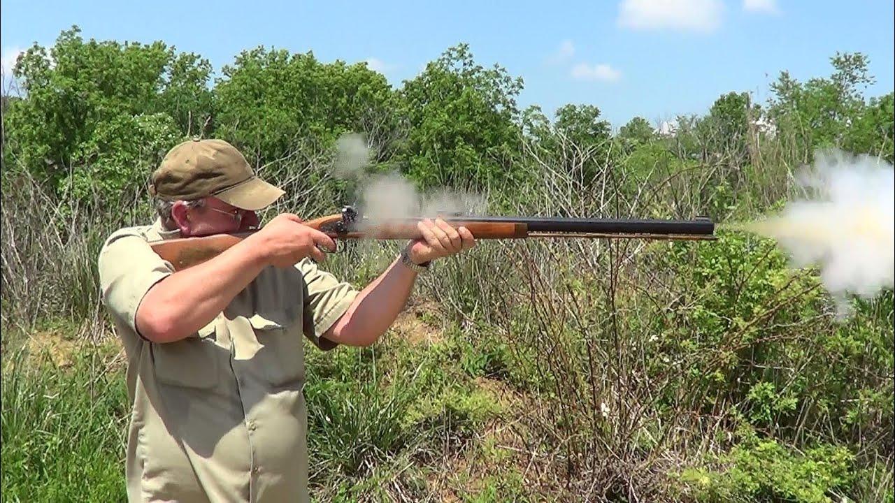 T/C Thompson Center Hawken Rifle 45 Caliber