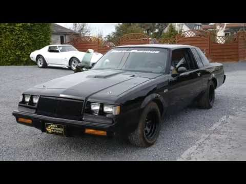 true buick grand national number 28 fast amp furious 4