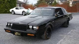True Buick Grand National number 2/8 - Fast & Furious 4 - vid2