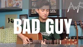 Bad Guy Billie Eilish - Cover fingerstyle guitar Andrew Foy.mp3