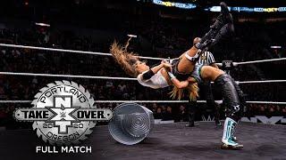FULL MATCH - Tegan Nox vs. Dakota Kai - Street Fight: NXT TakeOver: Portland