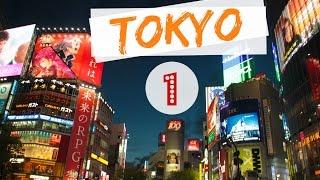 Tokyo 1 // Shibuya et Nakano Broadway - L'effervescence de la ville
