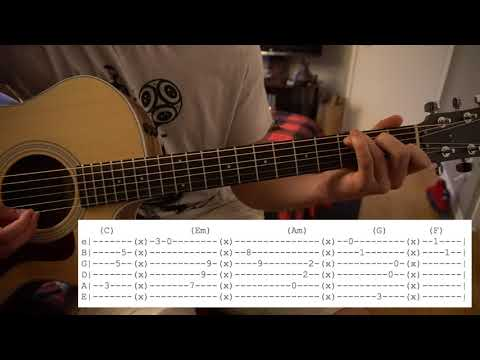 Love Someone // Lukas Graham // Easy Guitar Lesson (W/Tabs!)