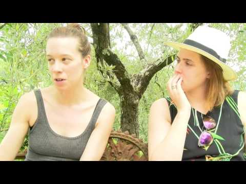 Intervista a Chanya Button, Laura Carmichael, Chloe Pirrie UFF 2016