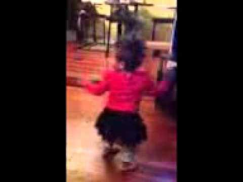 Holly Dancing