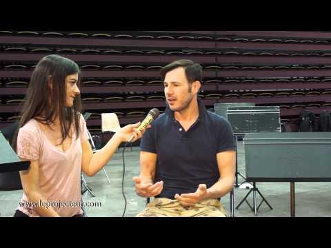 Interview Damien Pass -Baryton - Musiques aux Etoiles