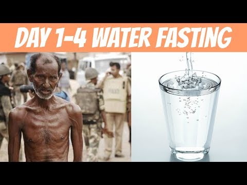 day-1-4-on-water-fasting-|-what-you-should-expect