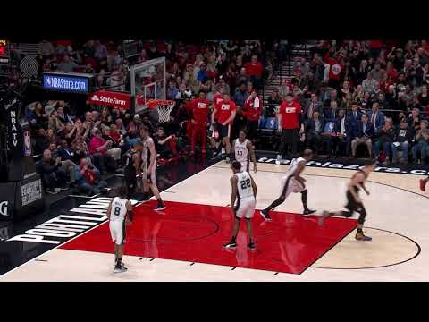 Trail Blazers 127, Spurs 118 | Full Highlights | February 7, 2019