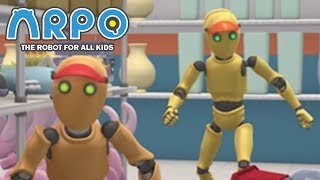 ARPO The Robot For All Kids - Robot Army | Compilation | Videos For Kids