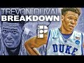 Trevon Duval Player Breakdown! Duke's Next Kyrie!?