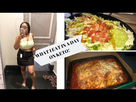 DIRTY KETO I TACO BELL POWER BOWL+MARCOS PIZZA MEATBALL BAKE HOW I MAINTAIN 96 POUNDS DOWN!