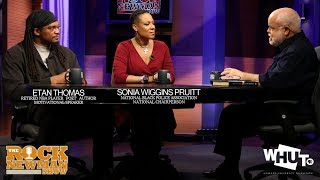 Etan Thomas & Sonia Wiggins-Pruitt on The Rock Newman Show